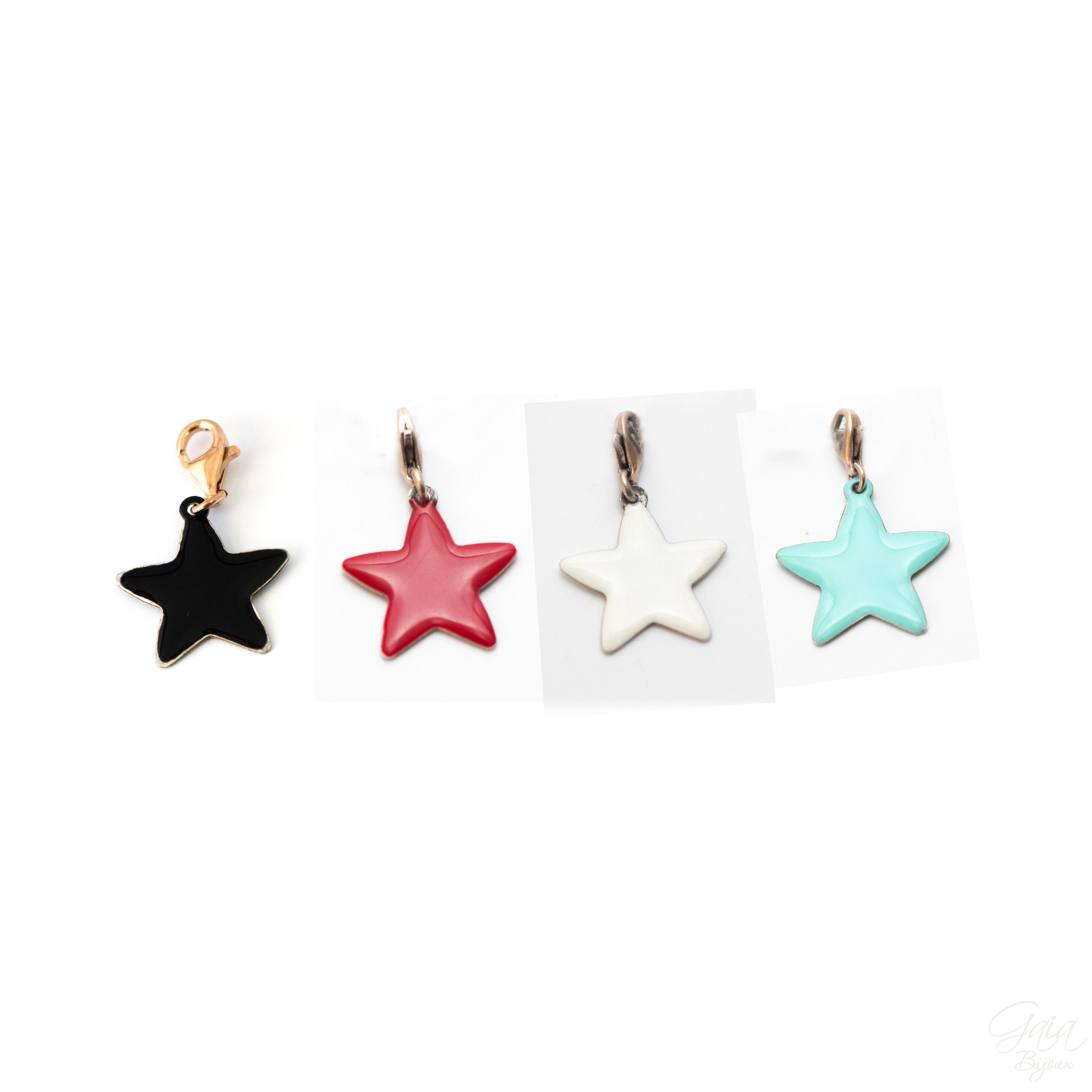 colori stelle smaltate