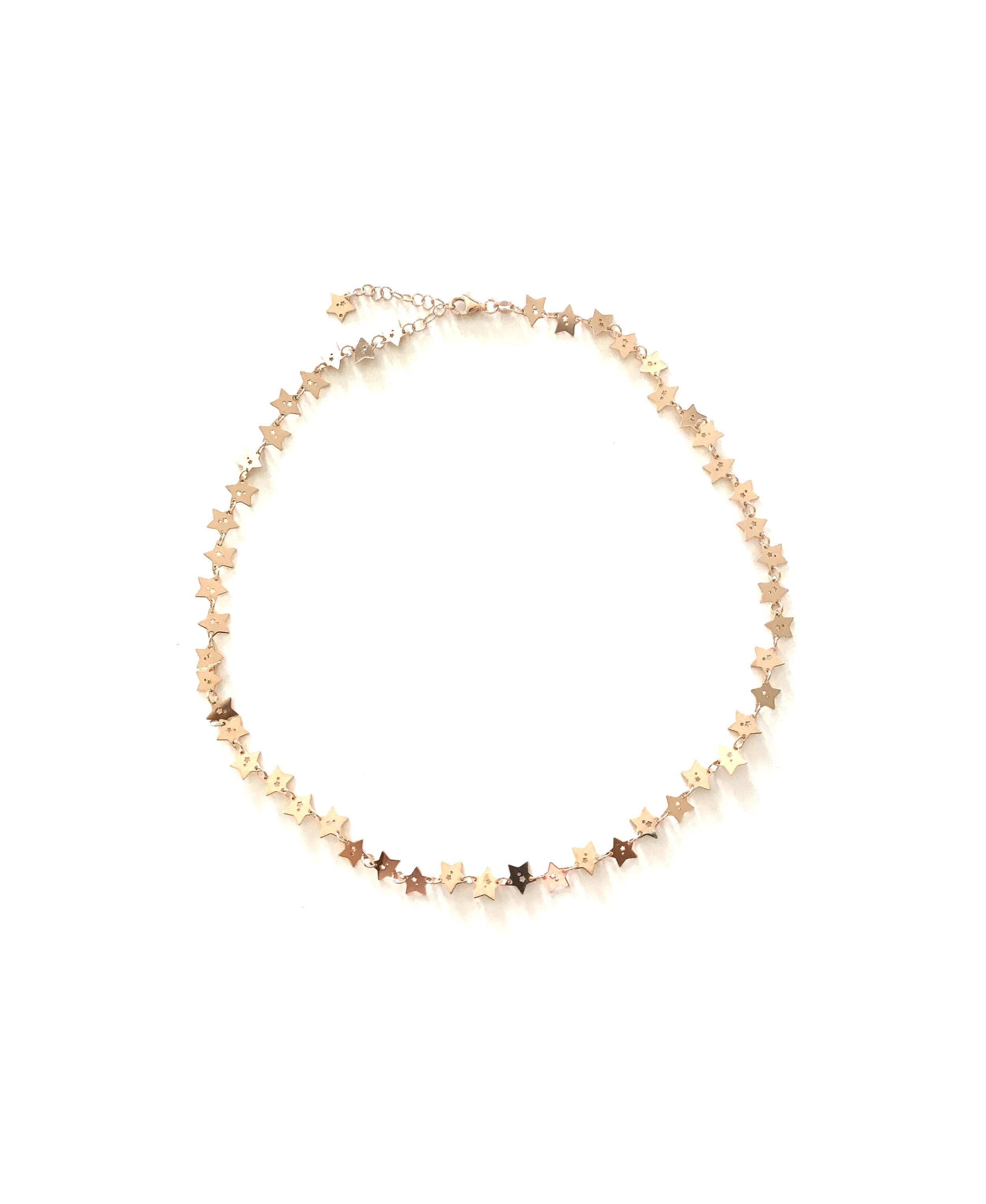 prezzo più basso 38443 f0427 Collana girocollo stelline - GAIA BIJOUX